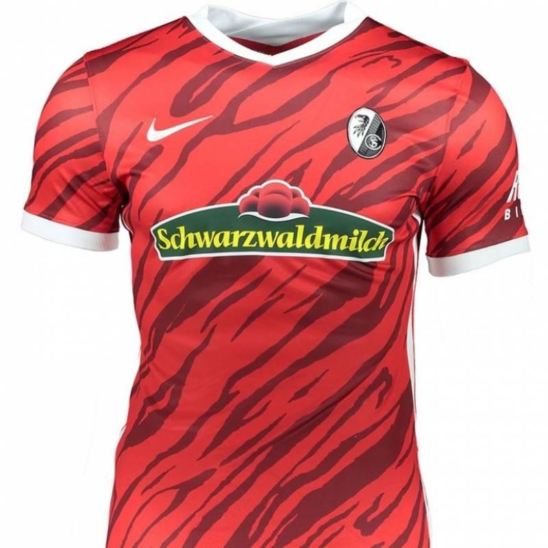 Camiseta Friburgo casa 2021/2022