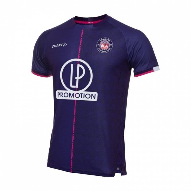 Camiseta Toulouse casa 2021/2022
