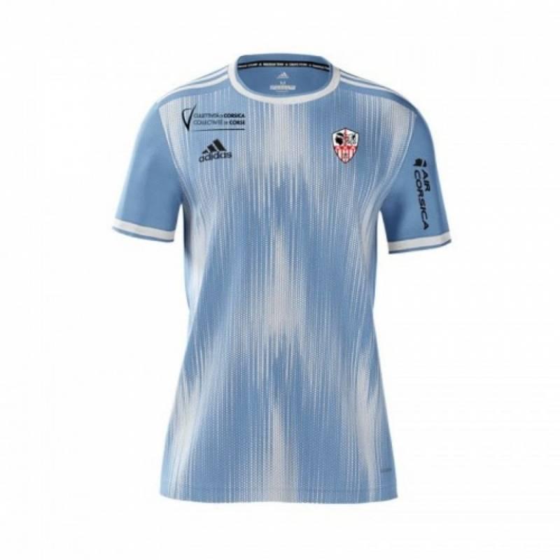 Camiseta Ajaccio exterior 2021/2022