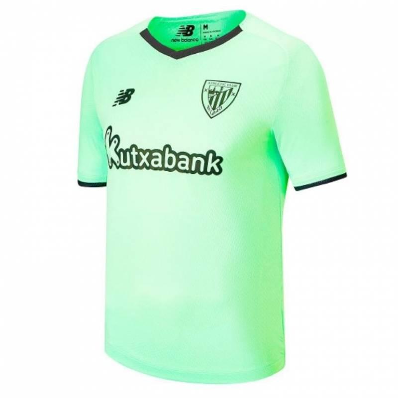 Camiseta Athletic Club exterior 2021/2022