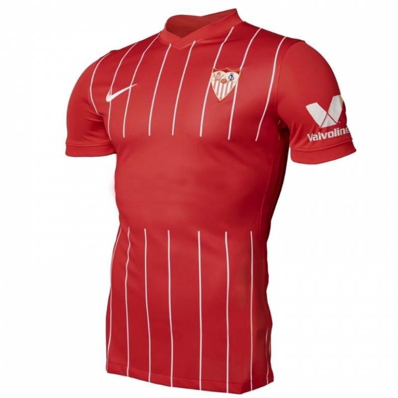 Camiseta FC Sevilla exterior 2021/2022