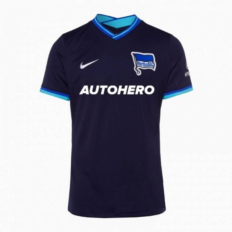 Camiseta Hertha de Berlín exterior 2021/2022
