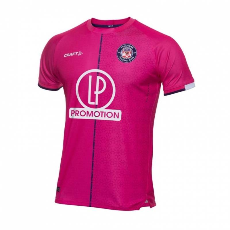 Camiseta Toulouse exterior 2021/2022