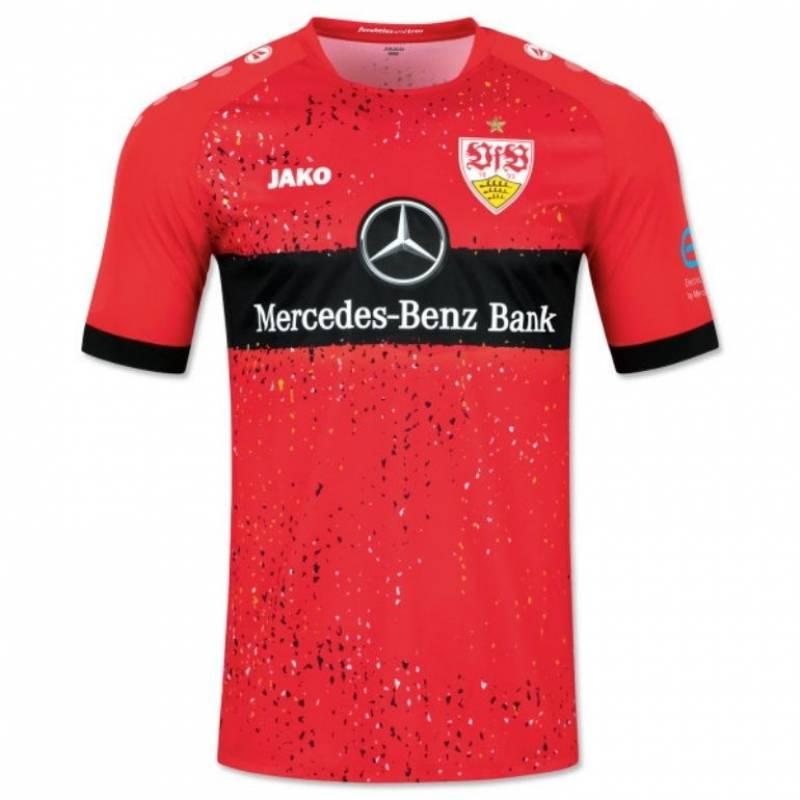 Camiseta Stuttgart exterior 2021/2022