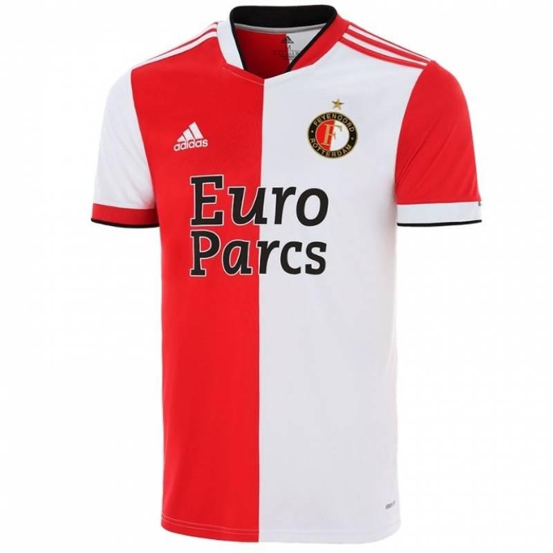 Camiseta Feyenoord casa 2021/2022