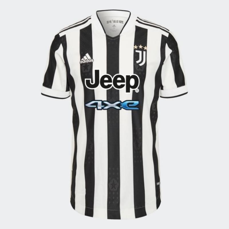 Camiseta Juventus casa 2021/2022