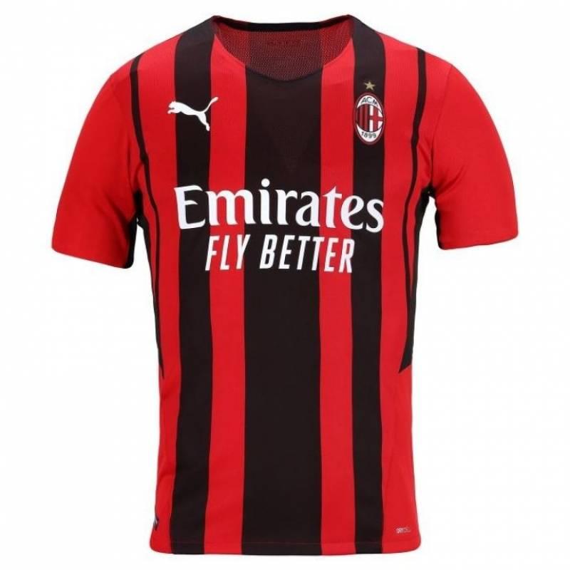 Camiseta Milan casa 2021/2022