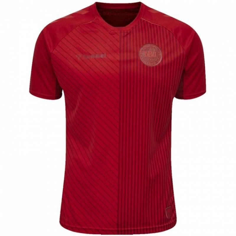 Camiseta Dinamarca tercera 2020