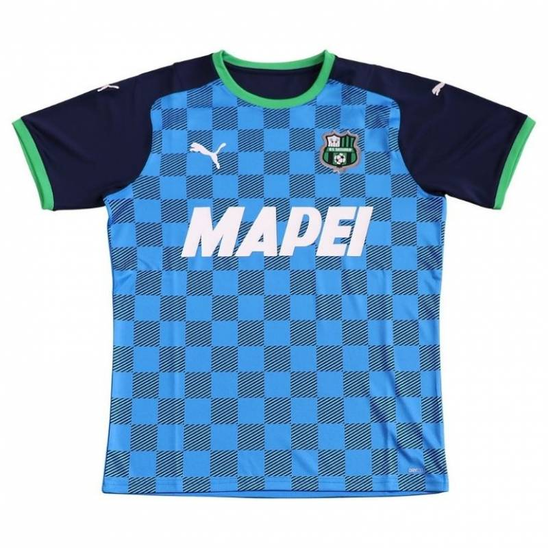 Camiseta Sassuolo tercera 2021/2022