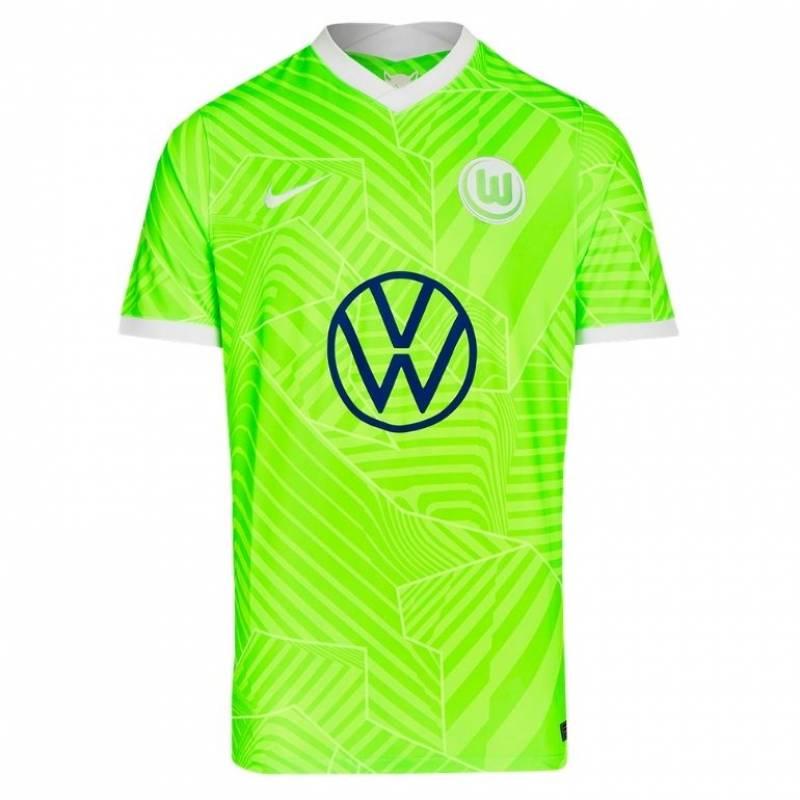 Camiseta Wolfsburgo casa 2021/2022