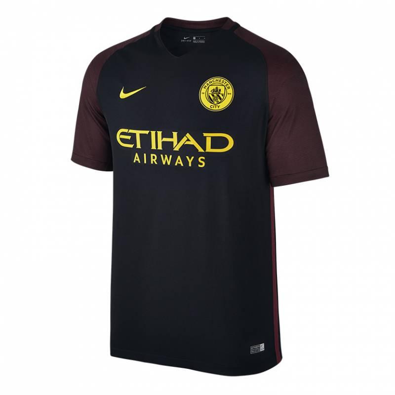 Camiseta Manchester City FC exterior 2016/2017