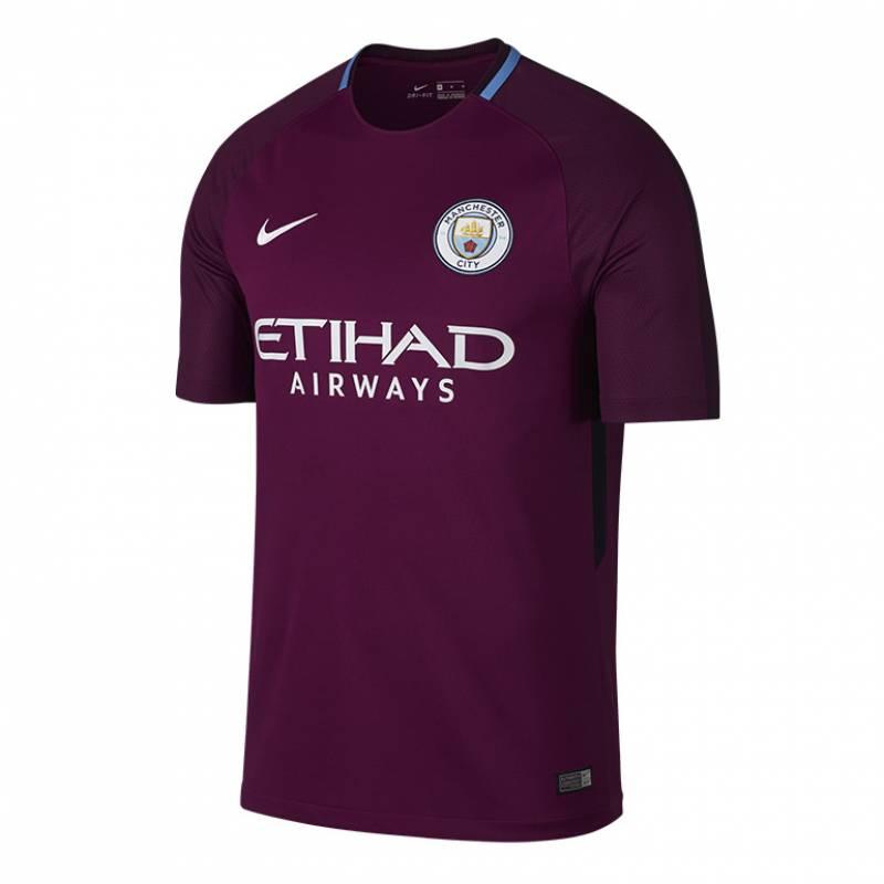 Camiseta Manchester City FC exterior 2017/2018