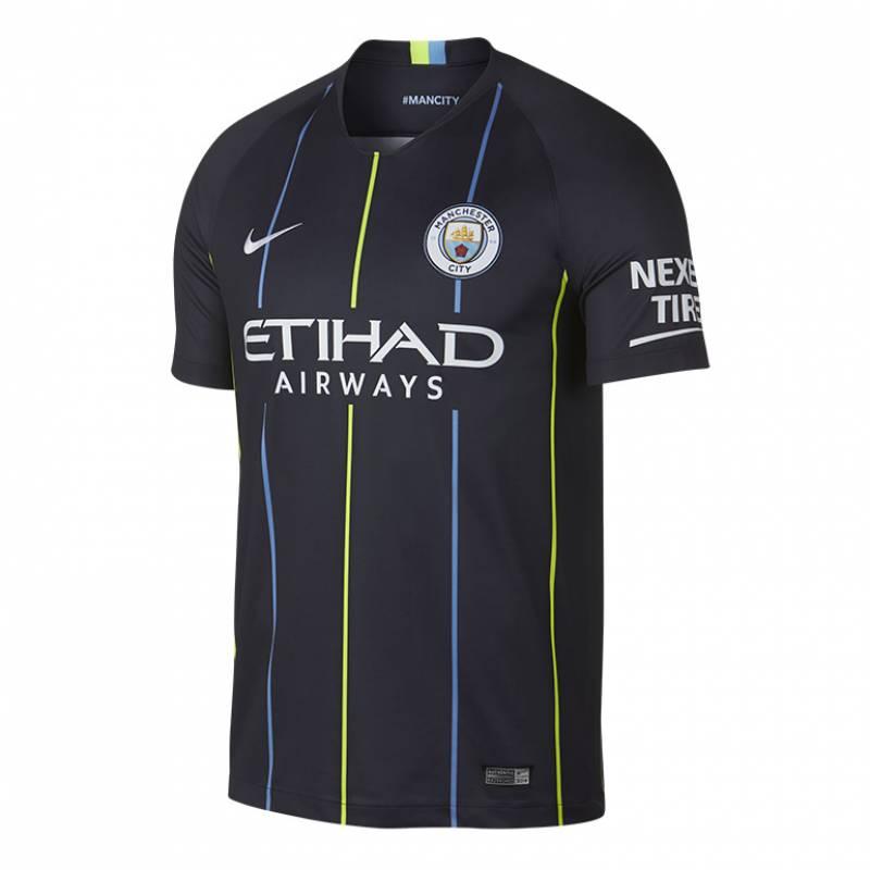 Camiseta Manchester City FC exterior 2018/2019