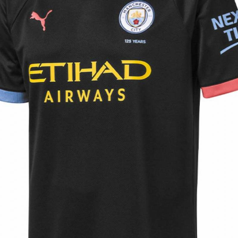 Camiseta Man City exterior 2019/2020
