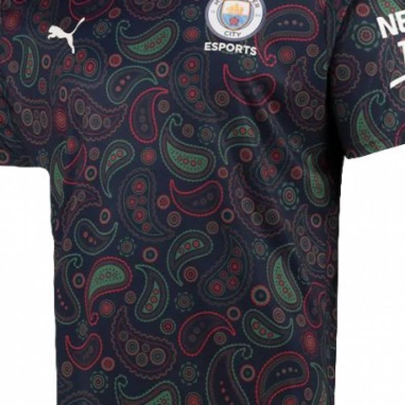 Camiseta Manchester City FC otro 2020/2021
