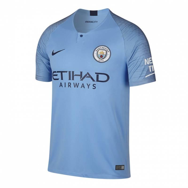 Camiseta Manchester City FC casa 2018/2019
