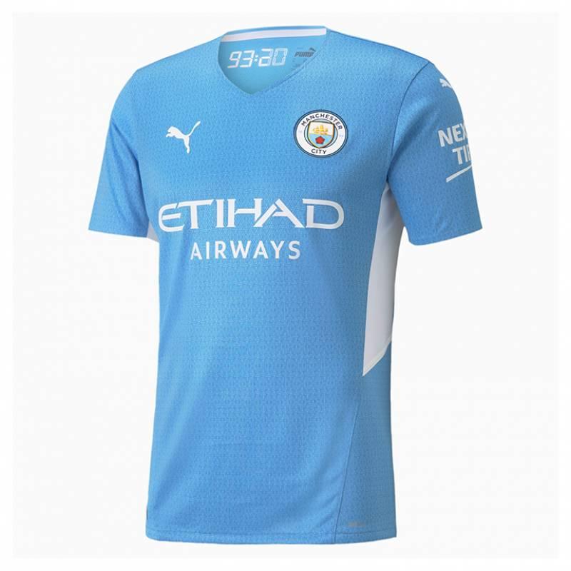 Camiseta Manchester City FC casa 2021/2022