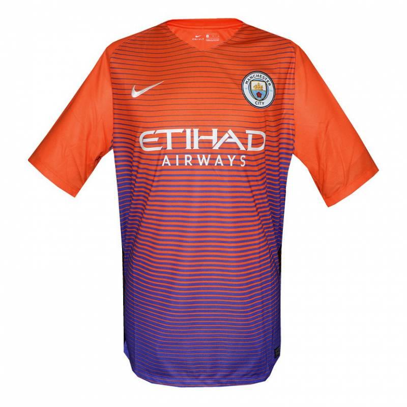 Camiseta Manchester City FC tercera 2016/2017