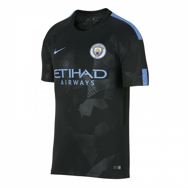 Camiseta Manchester City FC tercera 2017/2018