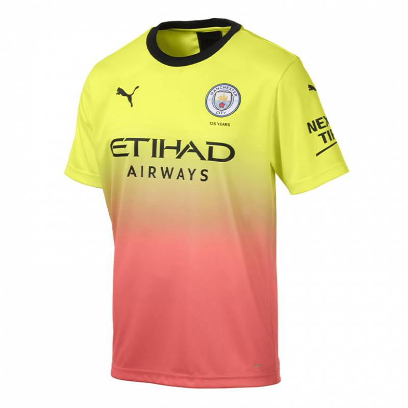 Camiseta Man City tercera 2019/2020