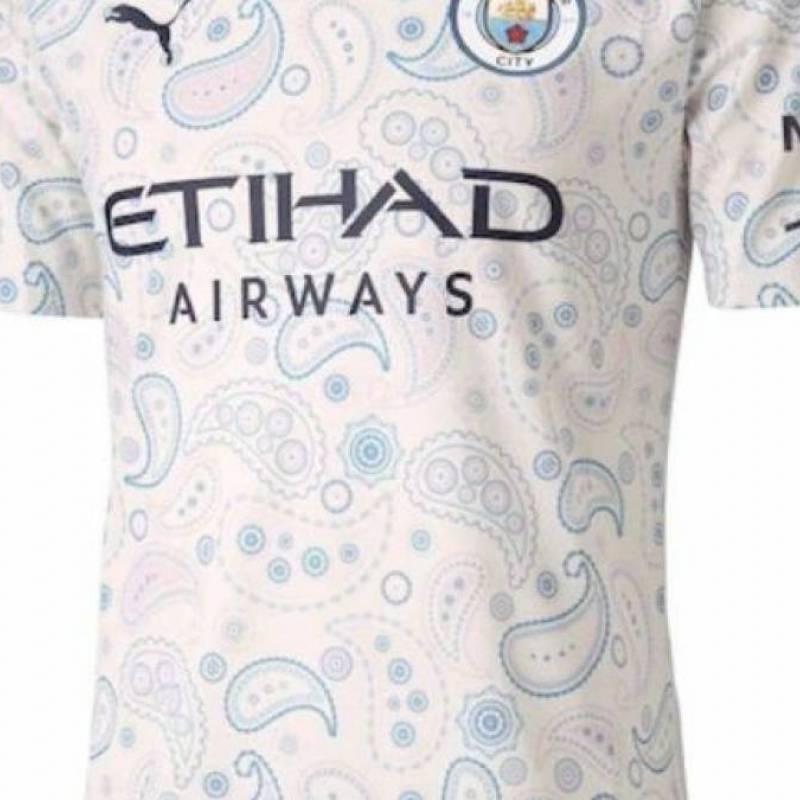 Camiseta Manchester City FC tercera 2020/2021