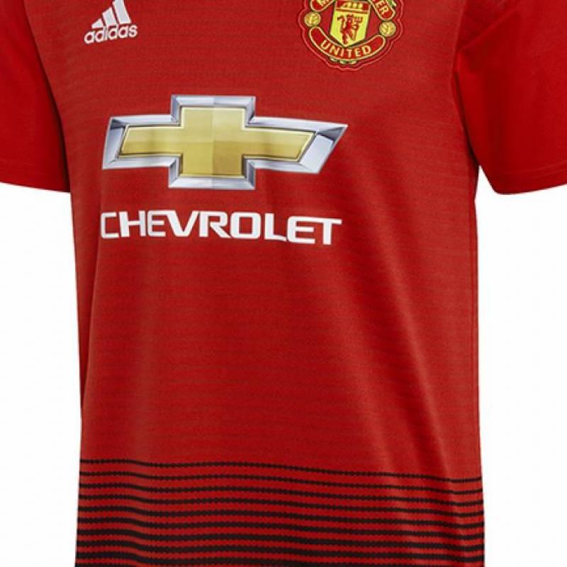Camiseta Manchester United FC casa 2018/2019