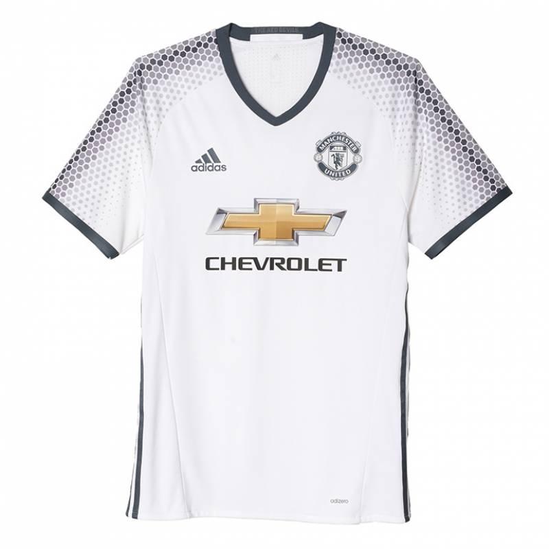 Camiseta Manchester United FC tercera 2016/2017