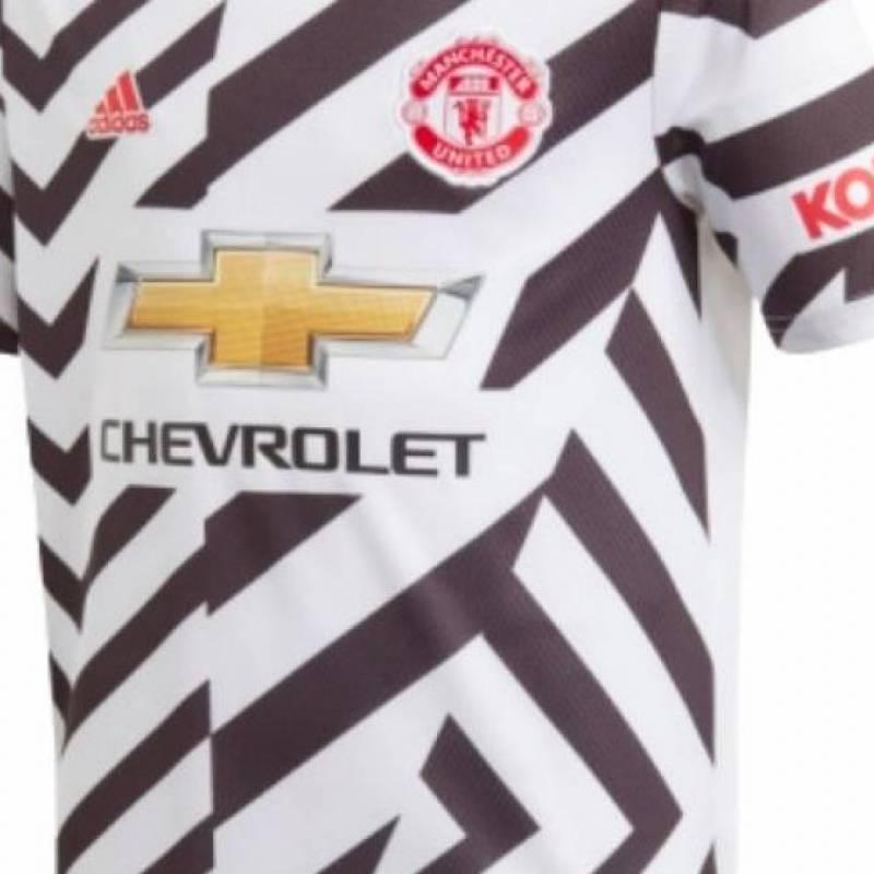 Camiseta Manchester United FC tercera 2020/2021