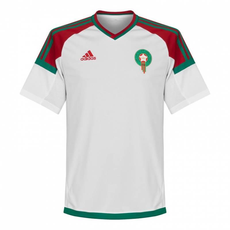 Camiseta Marruecos exterior 2017