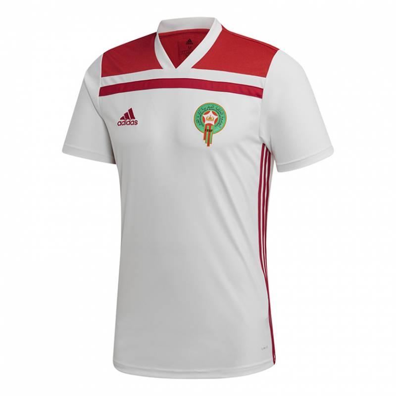 Camiseta Marruecos exterior 2018