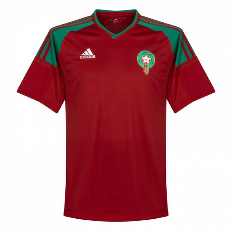 Camiseta Marruecos casa 2017