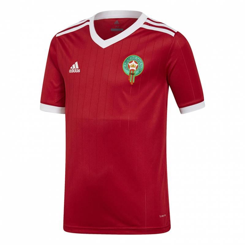 Camiseta Marruecos casa 2018