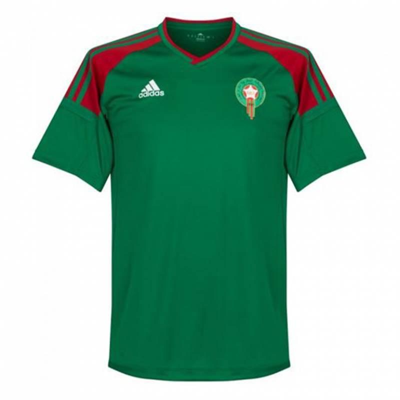 Camiseta Marruecos tercera 2017