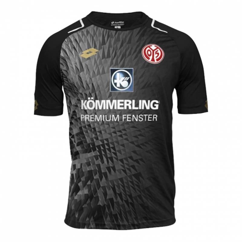 Camiseta Mainz 05 exterior 2017/2018