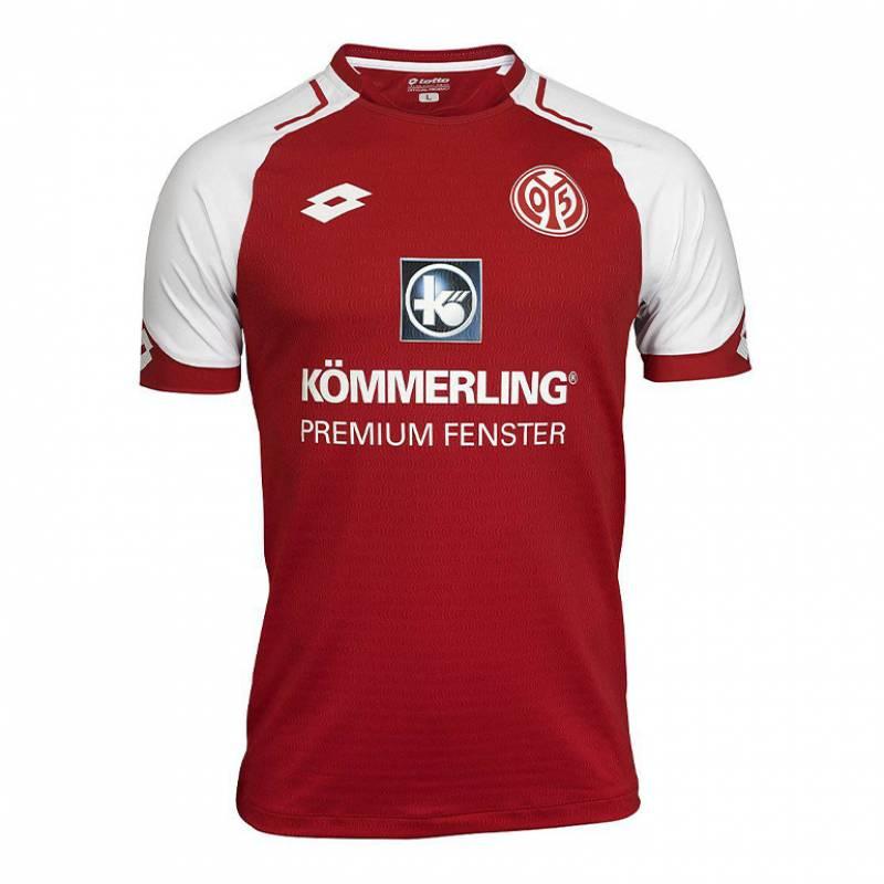 Camiseta Mainz 05 casa 2017/2018