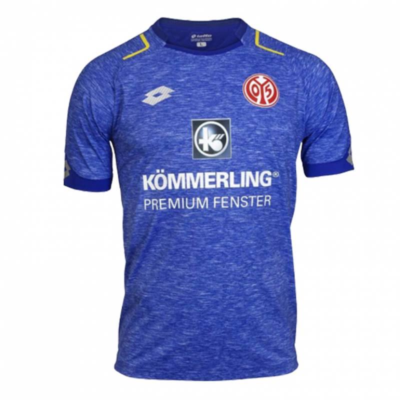 Camiseta Mainz 05 tercera 2017/2018