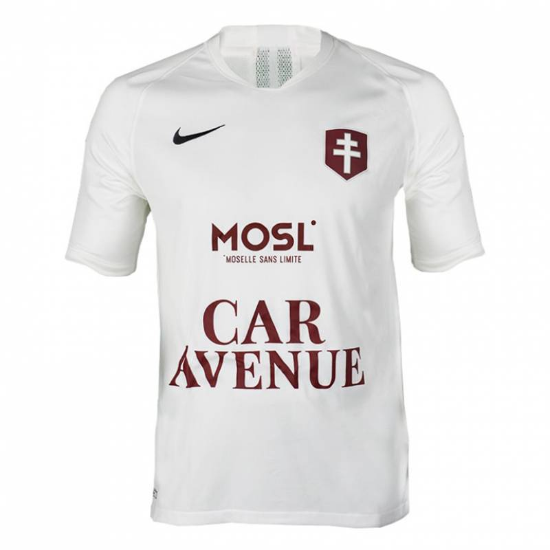 Camiseta Metz exterior 2019/2020