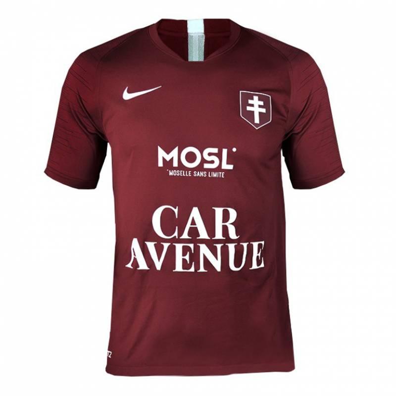 Camiseta Metz casa 2019/2020