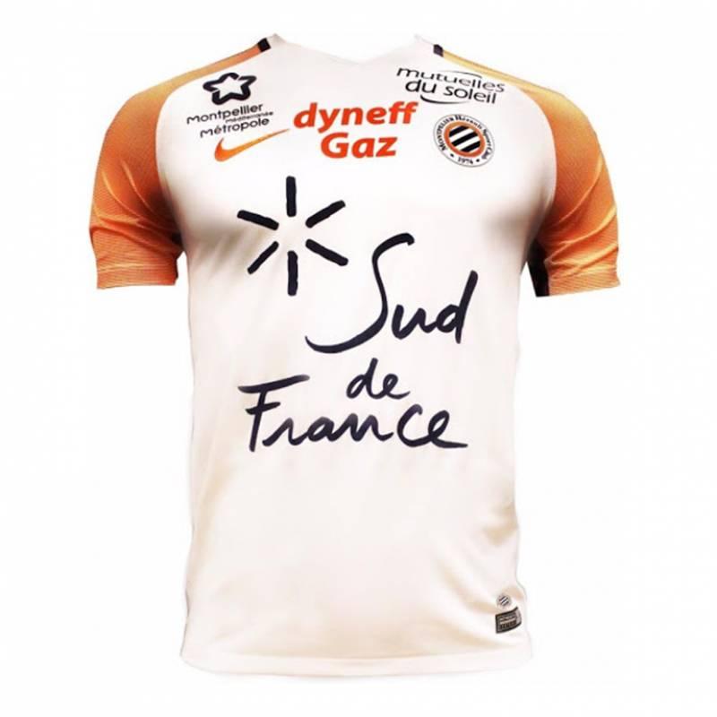 Camiseta Montpellier exterior 2017/2018