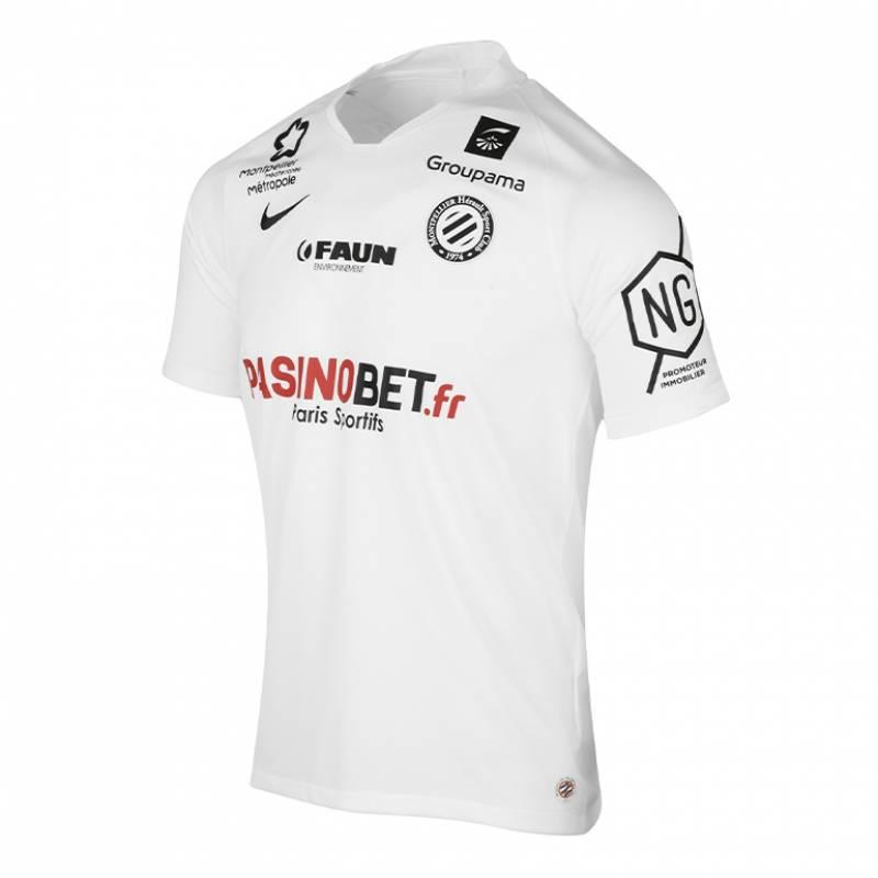 Camiseta Montpellier exterior 2019/2020