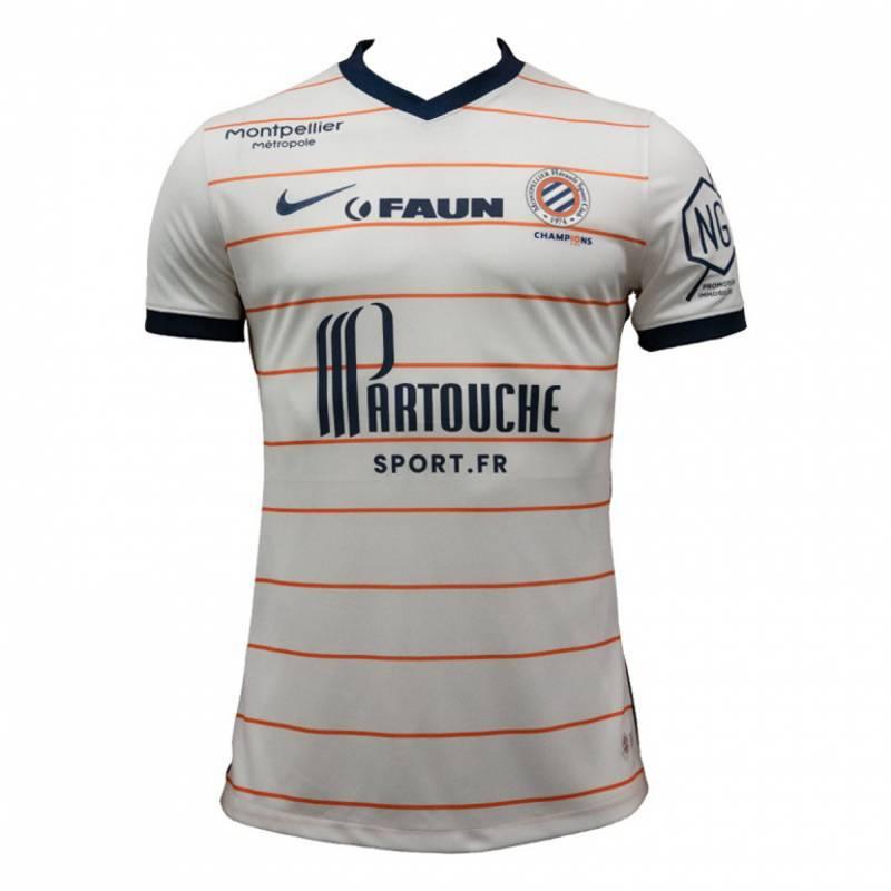 Camiseta Montpellier exterior 2021/2022