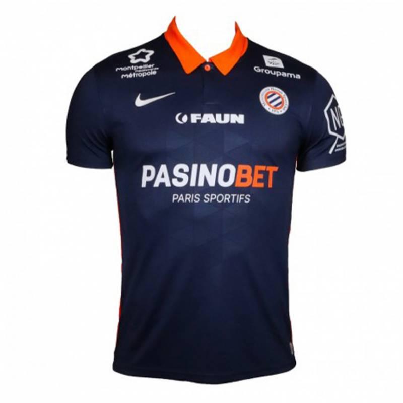 Camiseta Montpellier casa 2020/2021