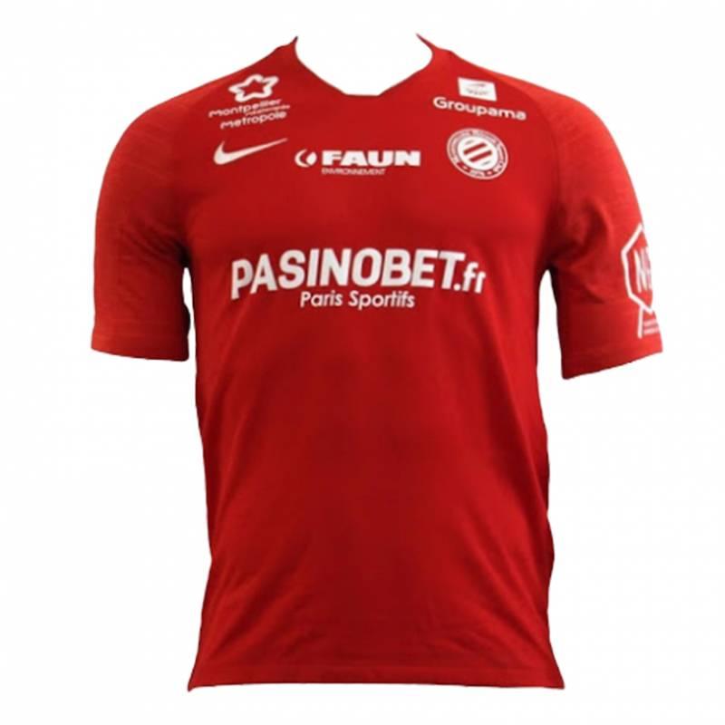 Camiseta Montpellier tercera 2019/2020