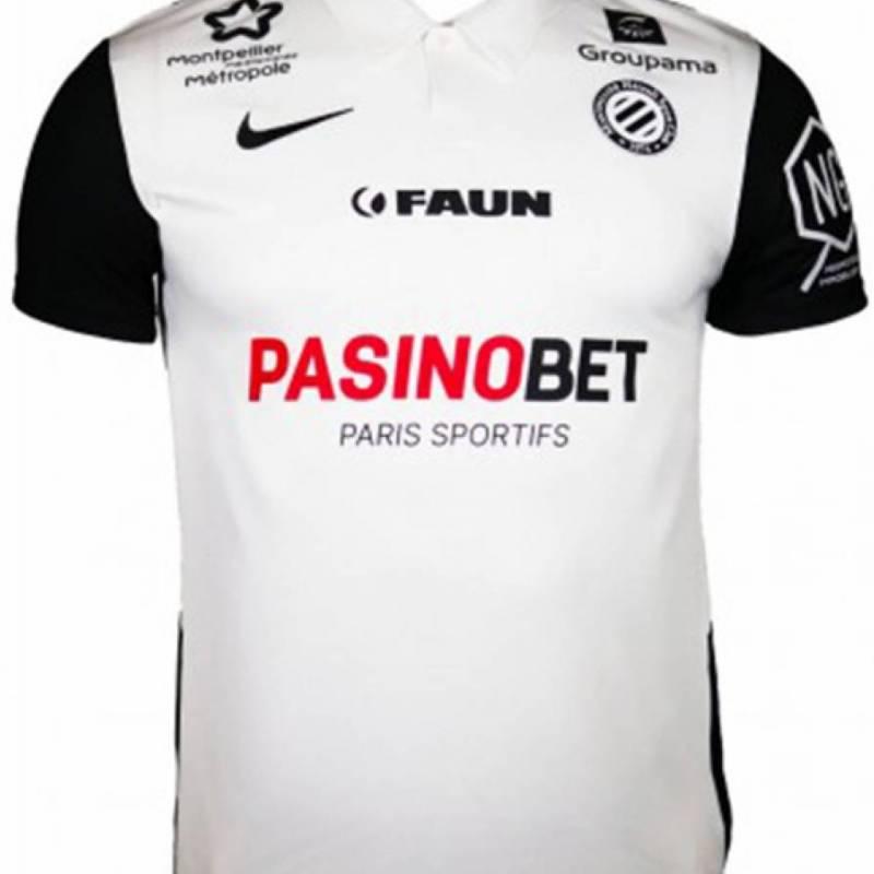 Camiseta Montpellier tercera 2020/2021