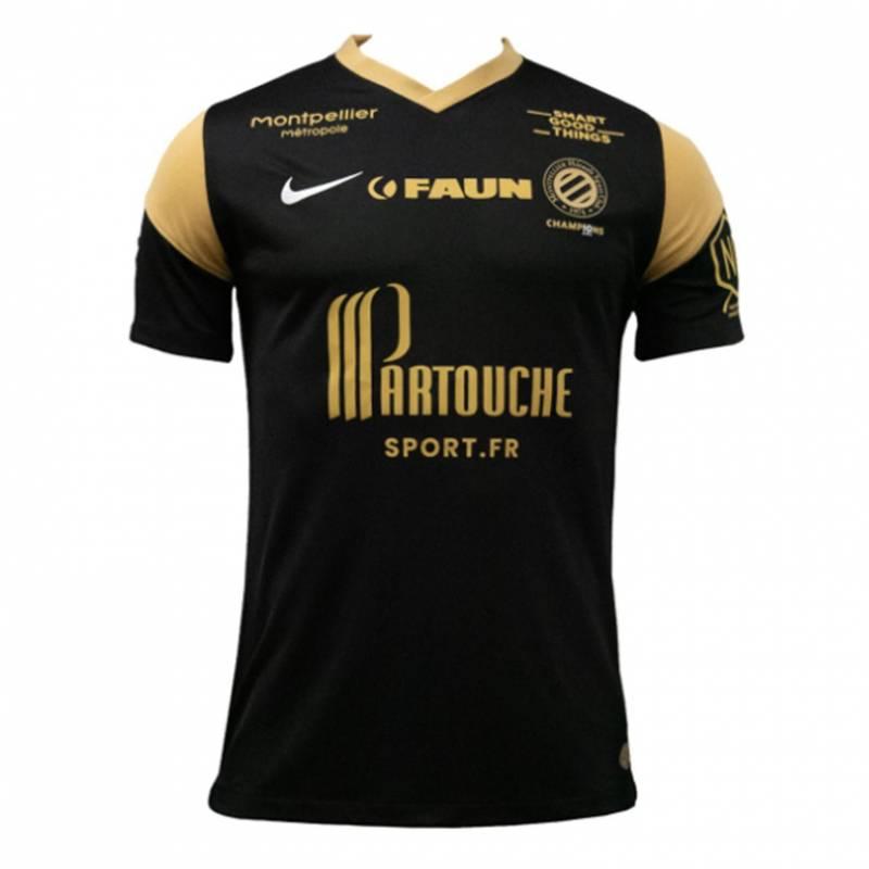 Camiseta Montpellier tercera 2021/2022