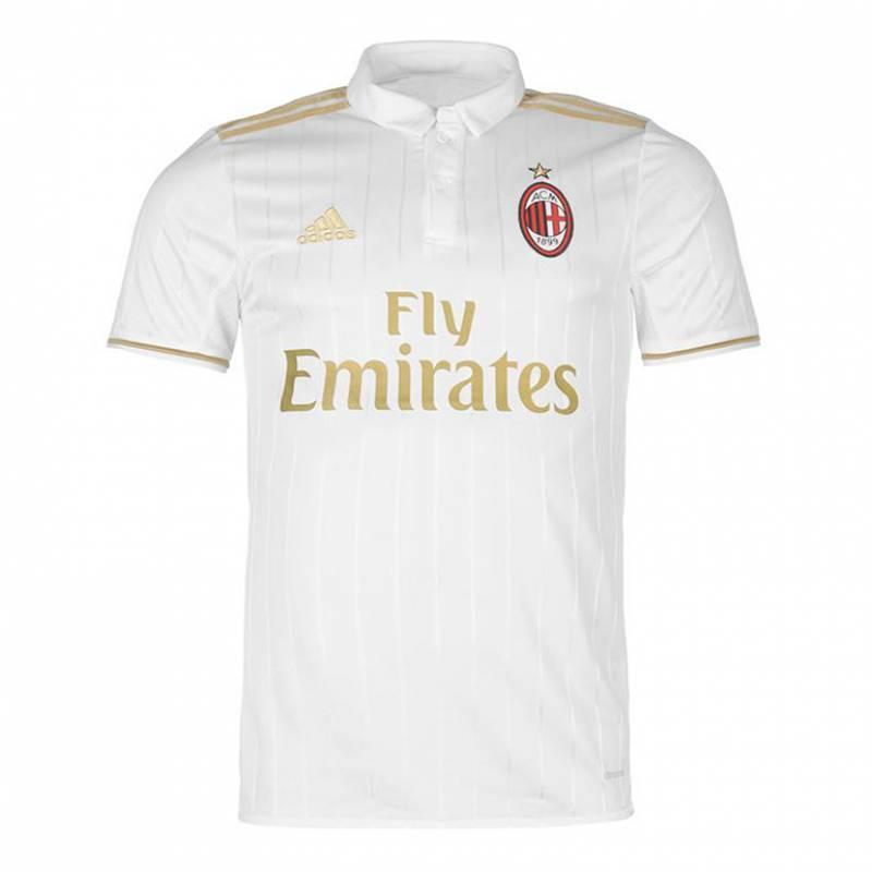 Camiseta Milan exterior 2016/2017
