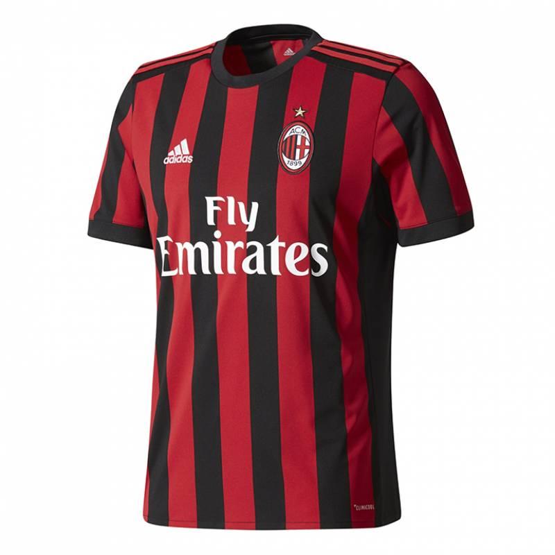 Camiseta Milan casa 2017/2018