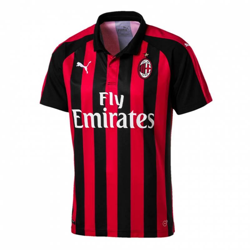 Camiseta Milan casa 2018/2019