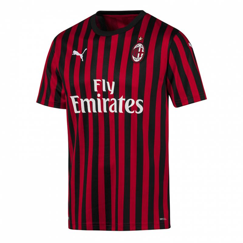Camiseta Milan casa 2019/2020