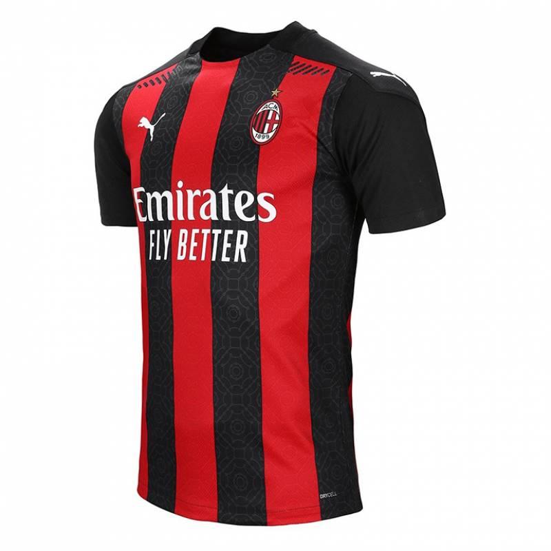 Camiseta Milan casa 2020/2021